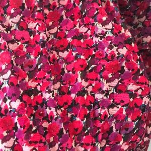 70 off express tops one shoulder pink flower top poshmark express tops express one shoulder pink flower top mightylinksfo